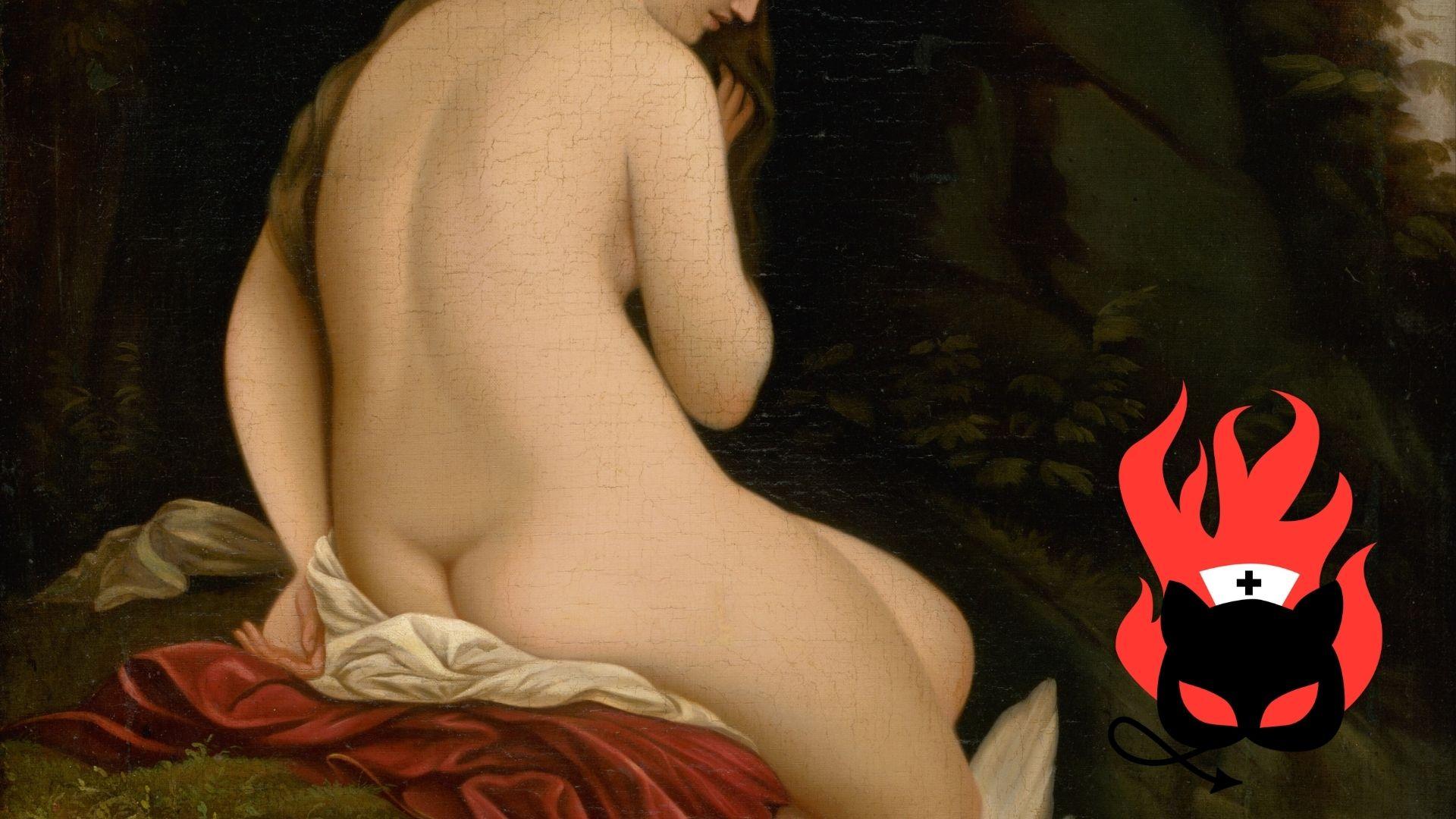 SOS Dr. Monboule, comment on fait un nude ?