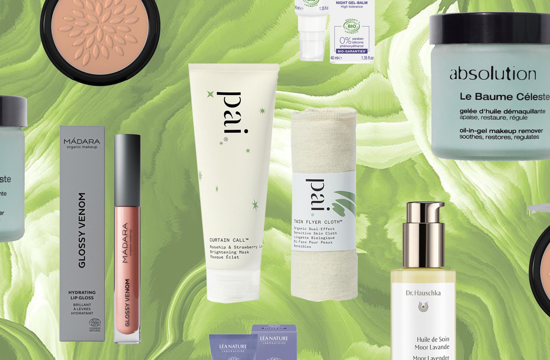7 cosmétiques bio et soldés qui vont refaire votre été