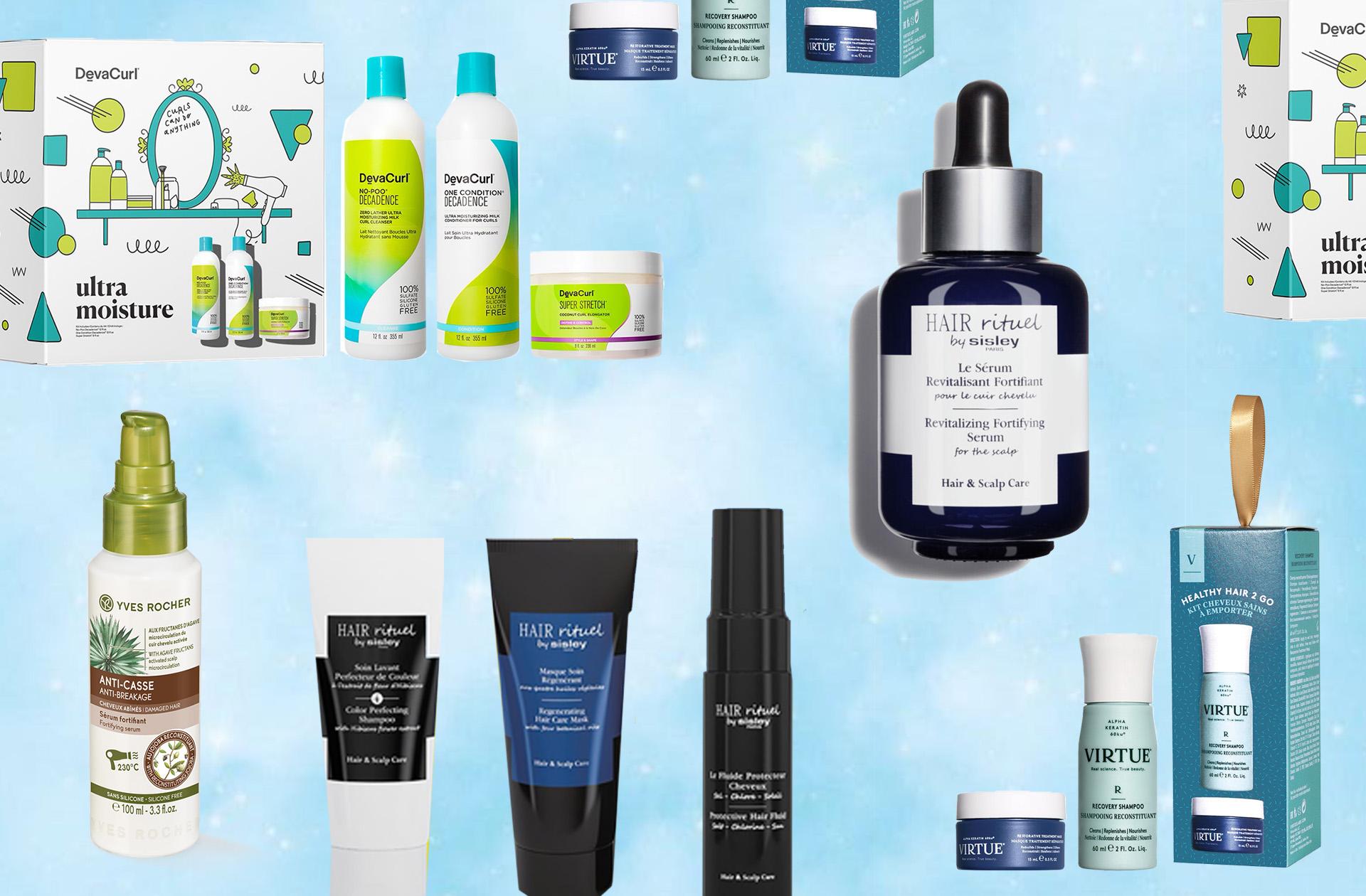 5 soins après-soleil pour les cheveux… en soldes !