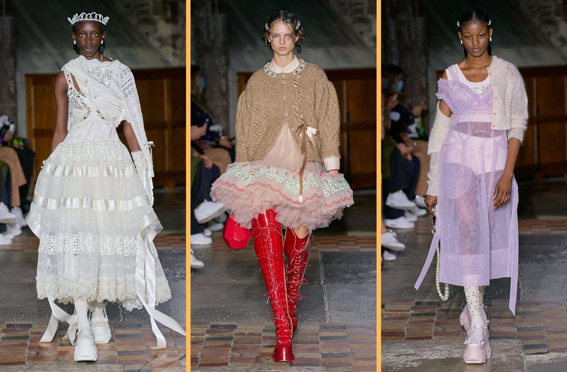 8 looks marquants de la Fashion Week de Londres