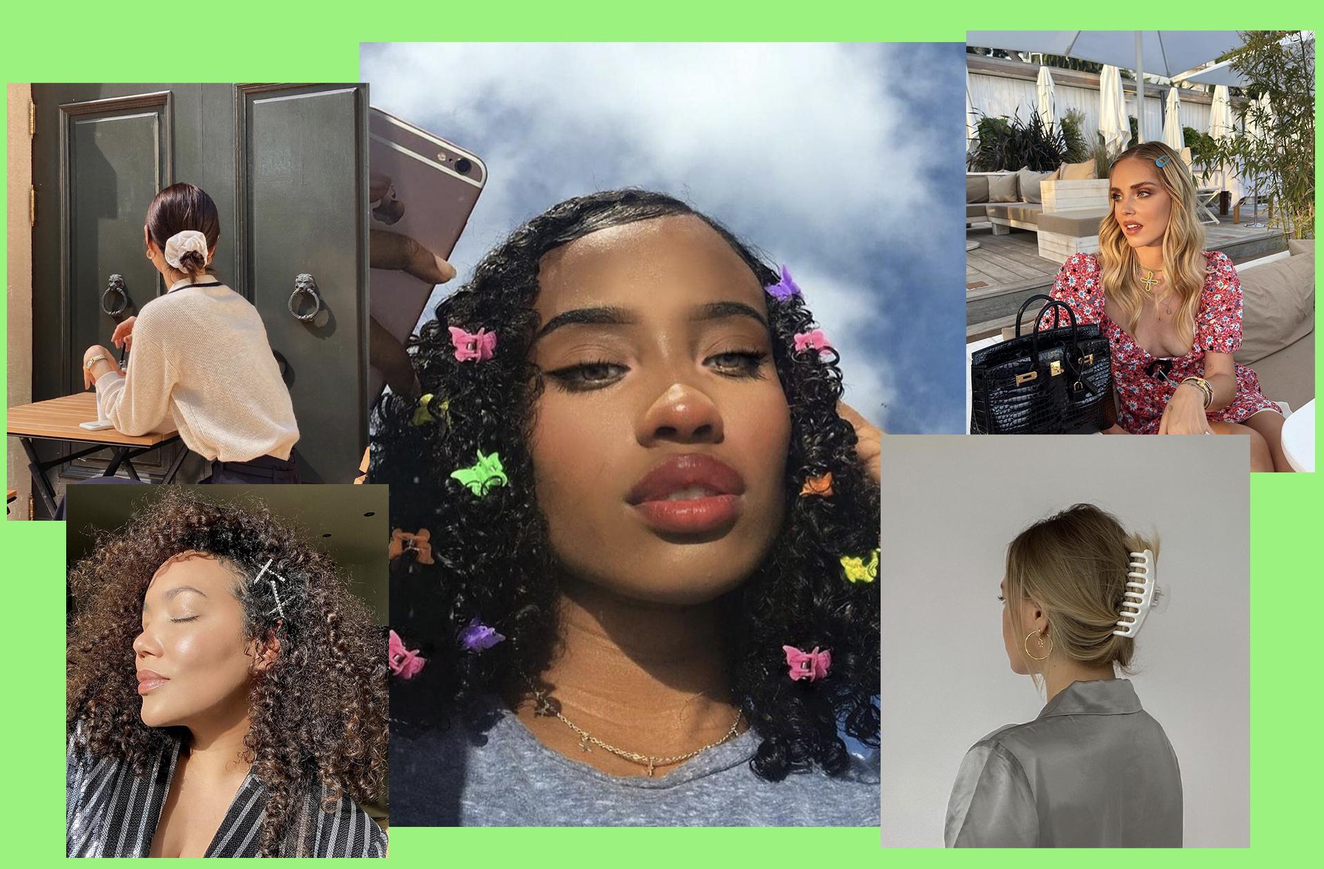 5 accessoires cheveux pile dans la tendance que vous pouvez choper en supermarché
